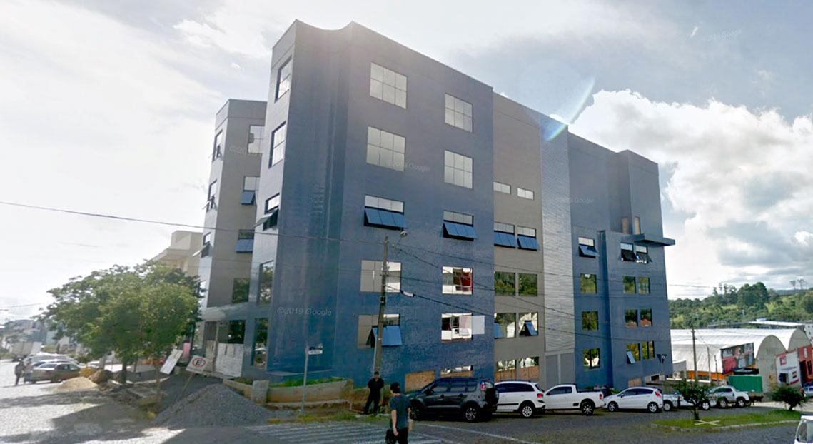 Imagem prédio da CIC